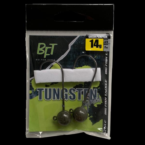BFT-Tungsten-Jighead-14gr-2pcs