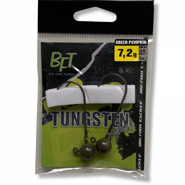 BFT-Tungsten-Jighead-7,2gr-2pcs